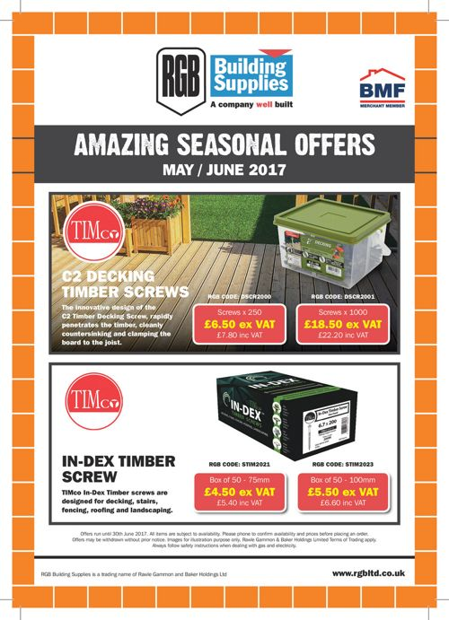May June 2017 Offer Booklet