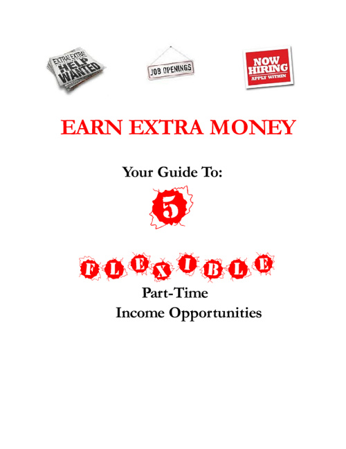 EARN EXTRA MONEY PREVIEW