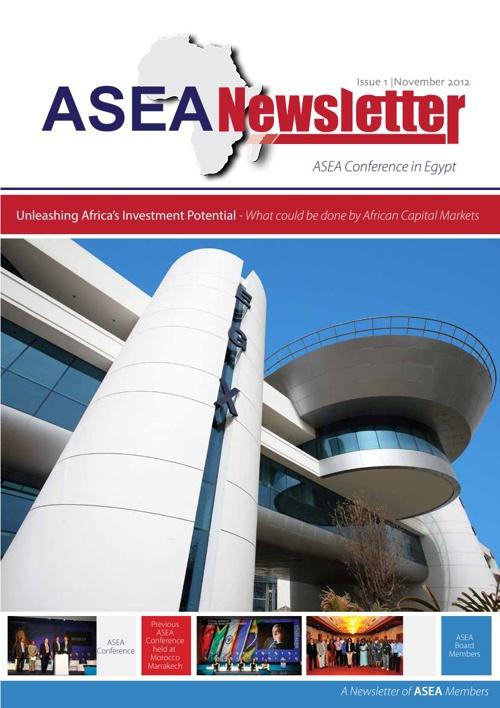 ASEA Newsletter 2012