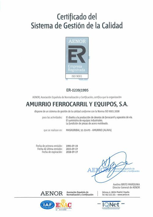 ISO9001AFEes