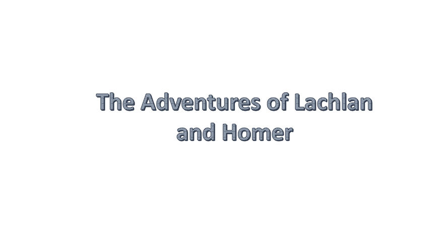 The Adventures of Lachlan and Homer