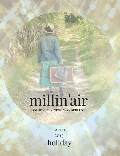 Millin'Air - Holiday - Issue #1