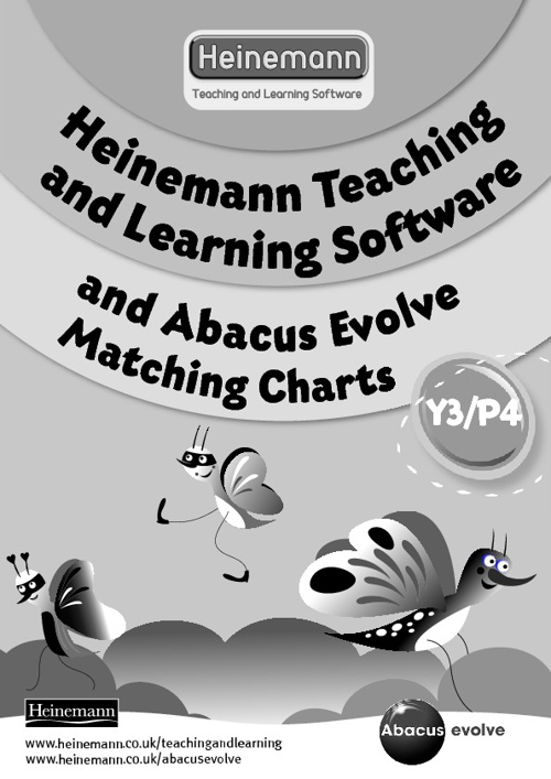 Math-Abacus Evolve  Year 3
