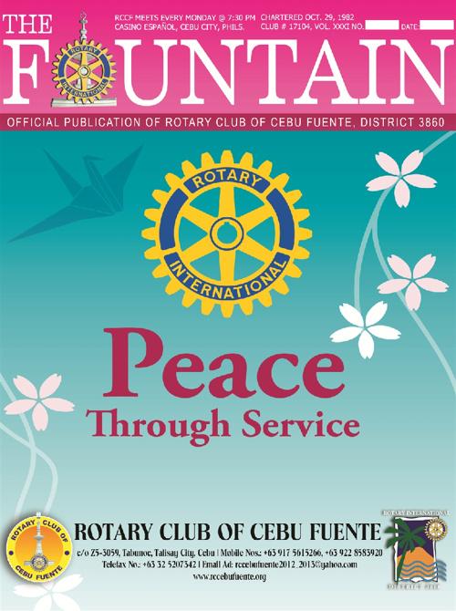 10-15-2012 14th RCCF Bulletin