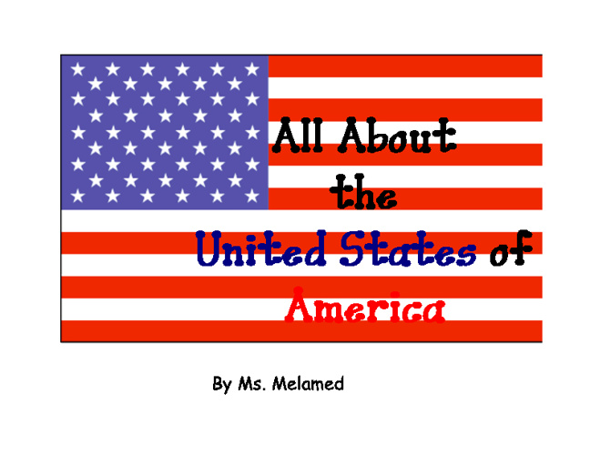 All About the United States of America