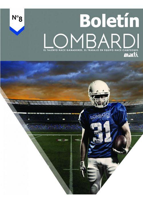 Boletín Lombardi no.8 - Usuarios Finales