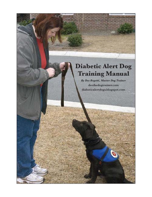 Diabetic Alert Dog Training Manual
