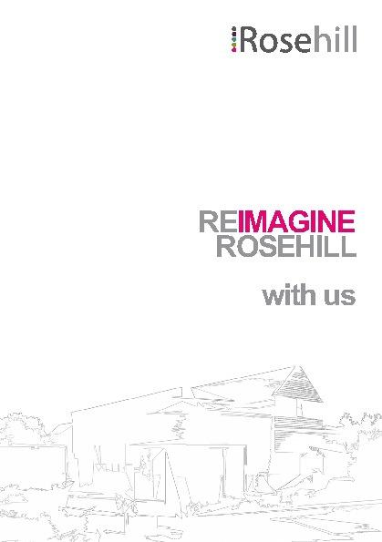 REIMAGINE ROSEHILL