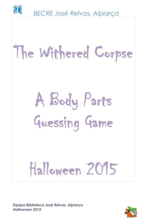 The Withered Corpse poem and game_and translation