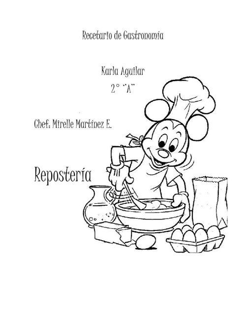 Recetario de Gastronomí1Karla