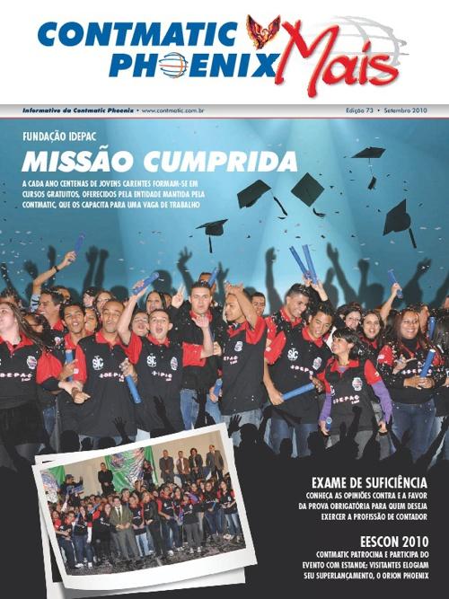 Edição 73 - Setembro / 2010