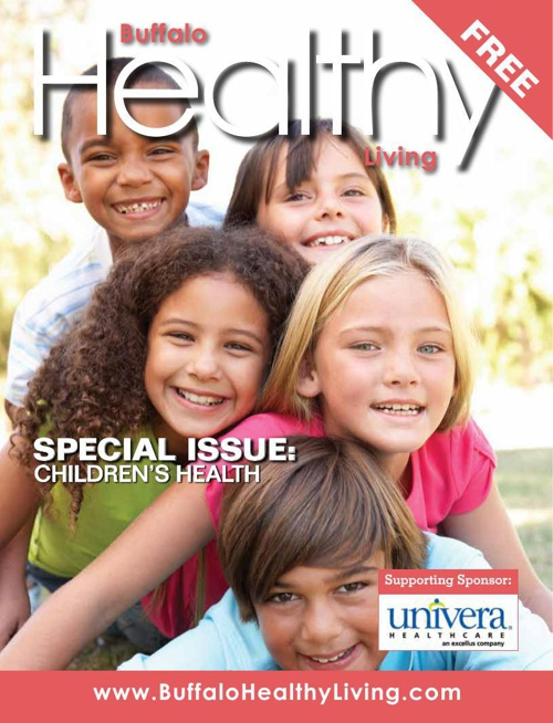 Univera-P2 Collaborative of WNY Special Children's Issue