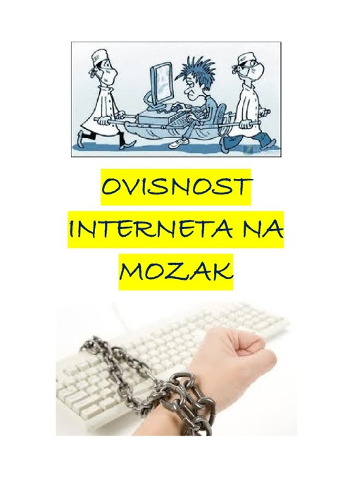 Ovisnost Interneta na mozak