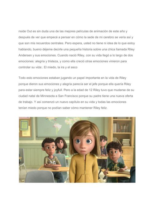 Headquarters of Your Brain – Inside Out