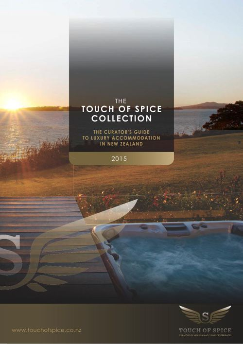 The Touch of Spice Luxury Collection