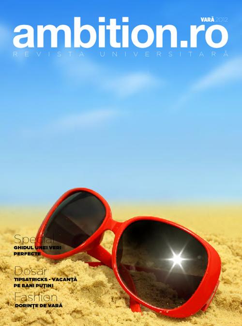ambition.ro Vara 2012