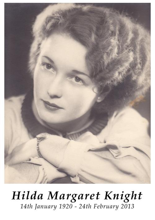 Hilda Knight