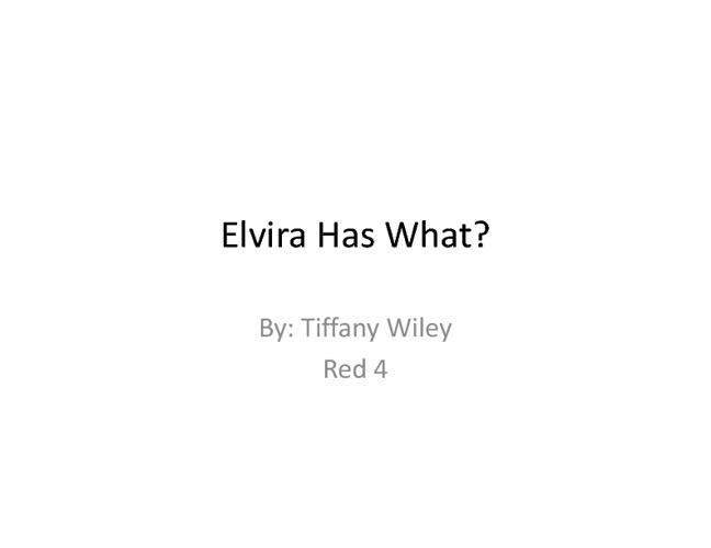 Tiffany Wiley