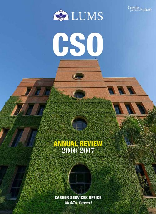 CSO Annual Review 2016-17