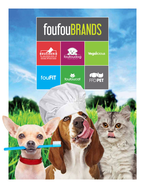foufou dog FW 2016/2017 collection