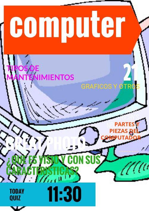 TIPOS DE MANTENIMIENTO DE COMPUTADORAS
