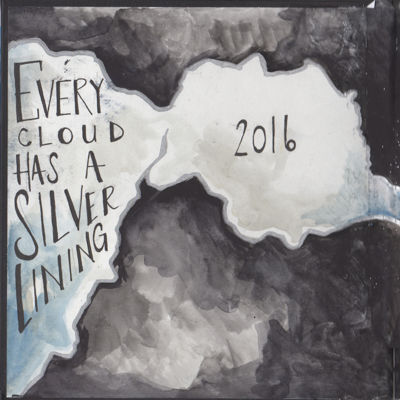 Every Cloud Has A Silver Lining - TPL New Collection