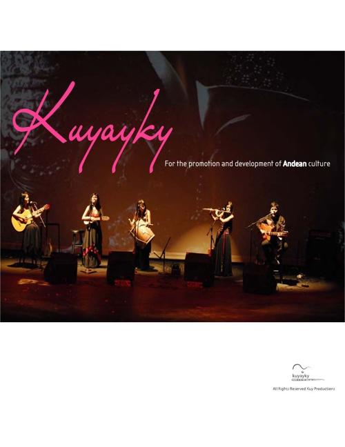 Press Kit: Kuyayky