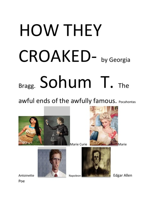How They Croaked-Georgia Bragg