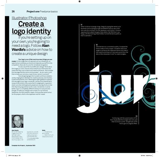 Create A Logo Identity