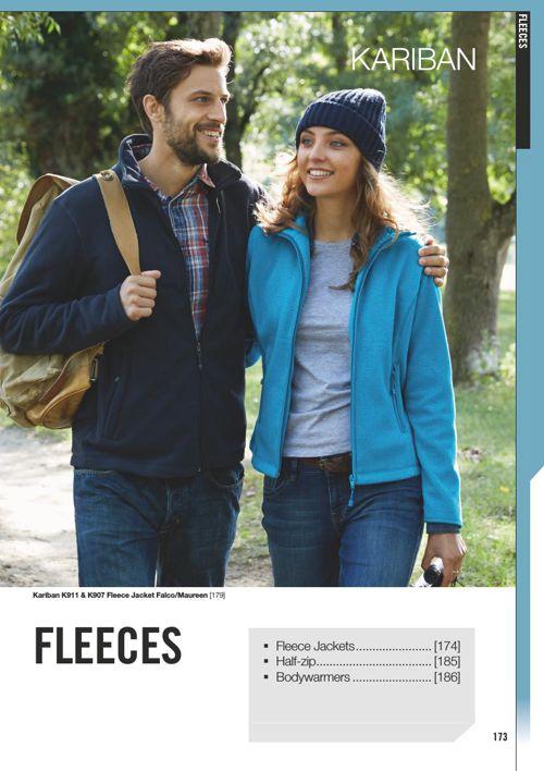 Fleece 2016 Profiltryk
