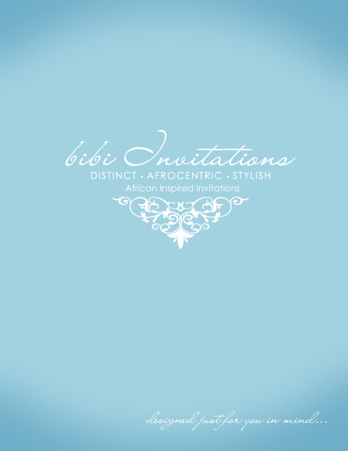 BiBi Invitations Look Book