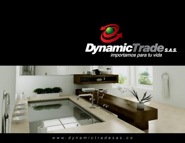 Dynamic Trade Catalogo 2012