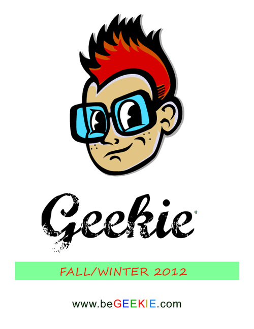 Geekie :: Fall/Winter 2012 Collection