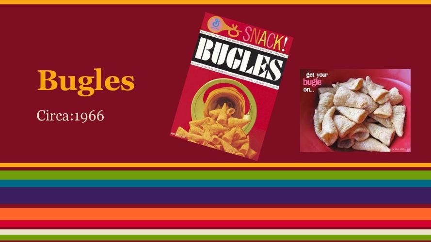 Bretl Snack Food Bugles