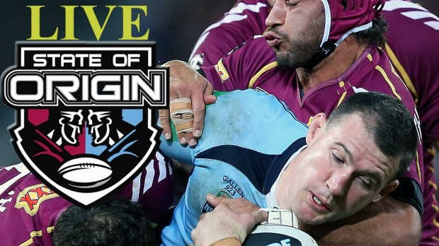 "@@ [FOX#HQ]""@@State of Origin 2016 Live online Game 1 NSW v QLD"