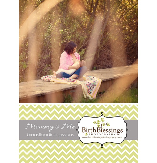 Mommy & Me Breastfeeding Sessions