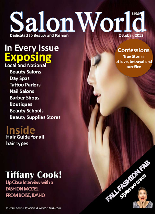 Salon World USA Magazine Review