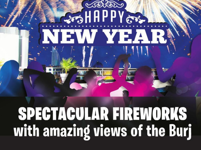 New Year Celebration @ Holiday Inn Dubai - Al Barsha