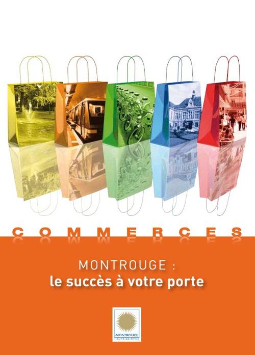 Brochure Montrouge, le succès à votre porte (2009)