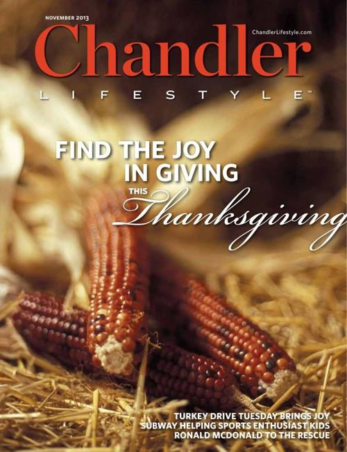 Chandler Lifestyle November 2013