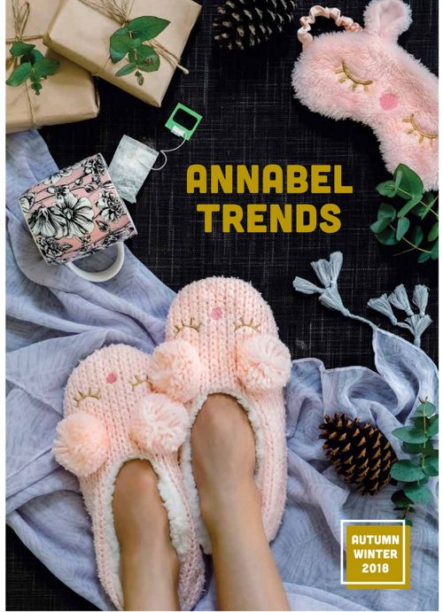 Annabel Trends Autumn Winter Catalogue 2018