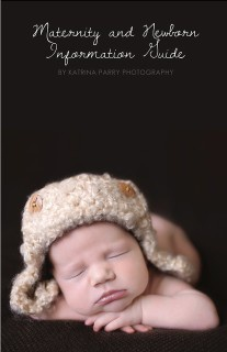 Maternity and Newborn Information Guide