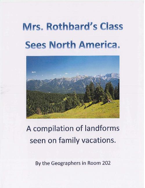Mrs. Rothbard's Class Landforms