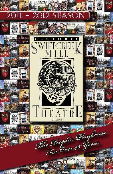 Swift Creek Mill Theatre Program
