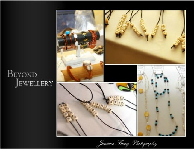 Curly-Centric Jamaica/Beyond Jewellery Booth