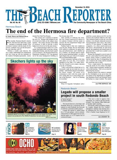 The Beach Reporter | December 15, 2016