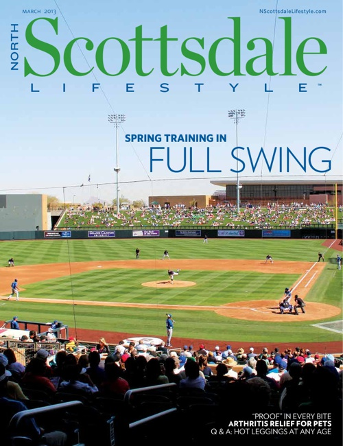 North Scottsdale Lifestyle March 2013
