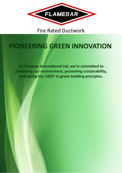 Environmental Brochure 2014