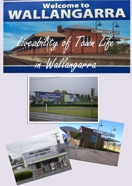 Liveability of Town Life in Wallangarra