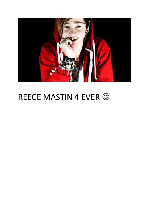 Copy of reece mastin <3